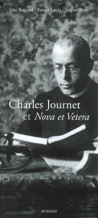 Charles Journet et Nova et Vetera