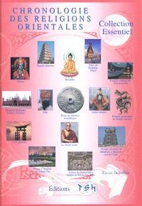 Chronologie des religions orientales