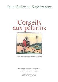 Conseils aux pèlerins