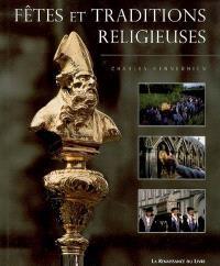 Fêtes et traditions religieuses en Wallonie