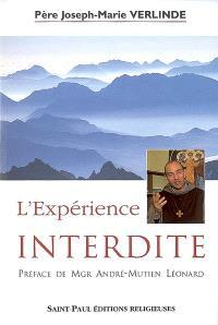 L'expérience interdite : de l'ashram au monastère