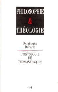 L'ontologie de Thomas d'Aquin