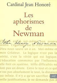 Les aphorismes de Newman