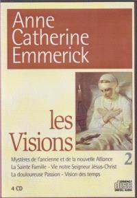 Les visions. Volume 2, Des guérisons du Christ à sa passion