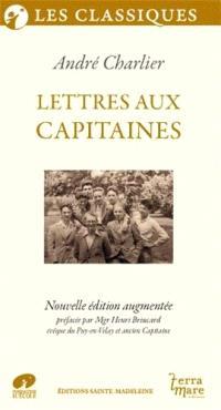 Lettres aux capitaines de l'Ecole des Roches