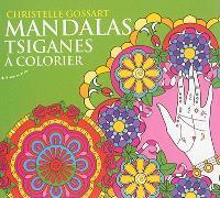 Mandalas tsiganes à colorier