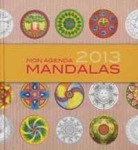 Mon agenda mandalas 2013