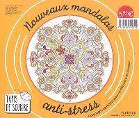 Nouveaux mandalas anti-stress : coloriages apaisants pour se détendre au bureau !