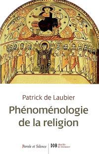 Phénoménologie de la religion