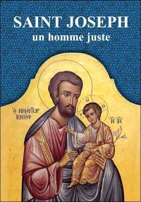 Saint Joseph, un homme juste