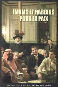 Imams et rabbins pour la paix