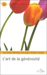 L'art de la générosité