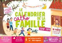 Le calendrier catho de toute la famille