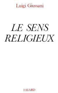 Le Sens religieux