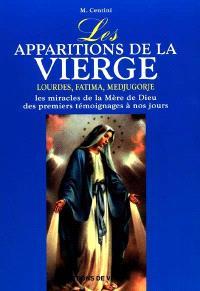 Les apparitions de la Vierge
