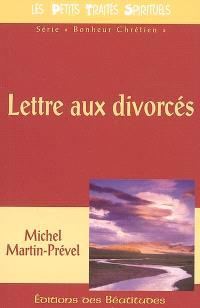 Lettre aux divorcés