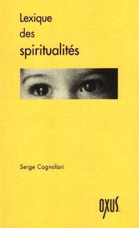 Lexique des spiritualités