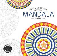 Mandala : mini coloriage antistress