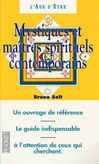 Mystiques et maîtres spirituels contemporains