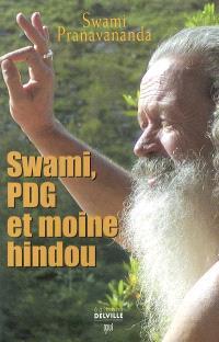 Swami, PDG et moine hindou