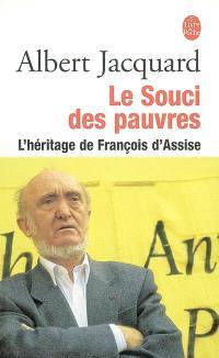 Le souci des pauvres : l'héritage de François d'Assise