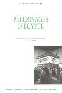 Pèlerinages d'Egypte : histoire de la piété copte et musulmane, XVe-XXe siècles