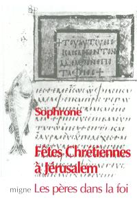 Fêtes chrétiennes à Jérusalem