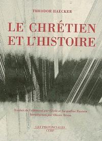 Le chrétien et l'histoire