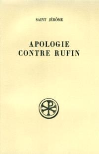 Apologie contre Rufin
