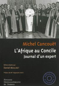 L'Afrique au concile : journal d'un expert