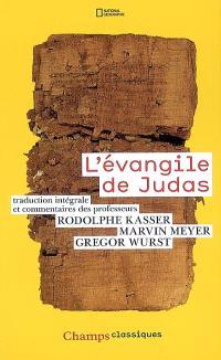 L'Evangile de Judas : du codex Tchacos