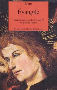 Evangile de saint Jean