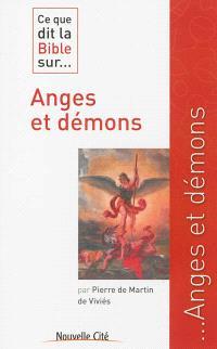 Ce que dit la Bible sur anges et démons