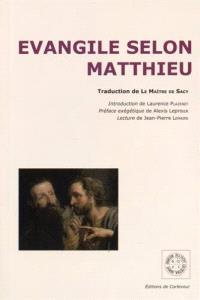 Evangile selon Matthieu