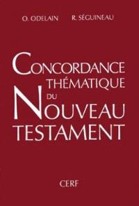 Concordance thématique du Nouveau Testament