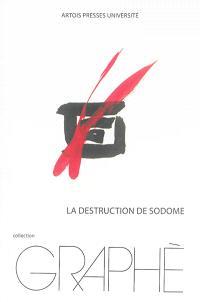 La destruction de Sodome