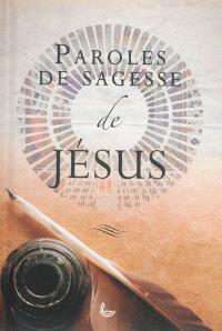 Paroles de sagesse de Jésus