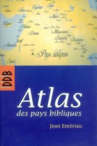 Atlas des pays bibliques