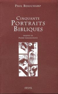 Cinquante portraits bibliques