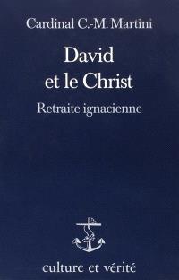 David et le Christ
