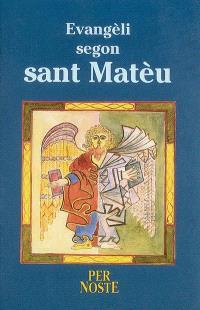 Evangèli segon sant Matèu