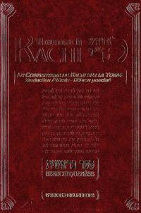 Houmach Rachi : commentaire de Rachi sur la Torah. Volume 1, Bericht = Genèse