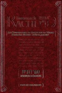 Houmach Rachi : commentaire de Rachi sur la Torah. Volume 5, Devarim = Deutèronome