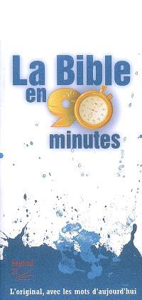 La Bible en 90 minutes