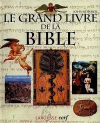 Le grand livre de la Bible