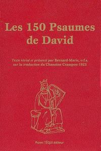 Les 150 psaumes de David