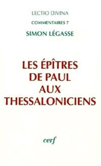 Les épîtres de Paul aux Thessaloniciens