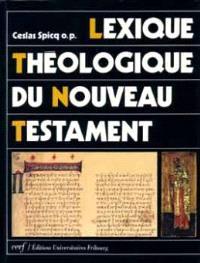 Lexique théologique du Nouveau Testament