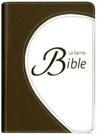Bible compacte : version Louis Segond, 1910 : marron