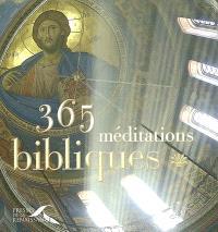 365 méditations bibliques